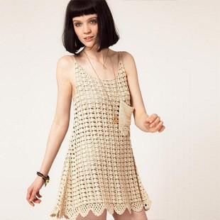 В'язані літні сукні
