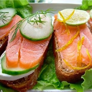 Смачні бутерброди