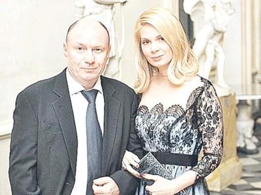 Володимир Потанін прогулявся по Ермітажу з новою дружиною