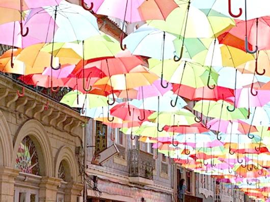 Все, що можна виправити за допомогою парасольки