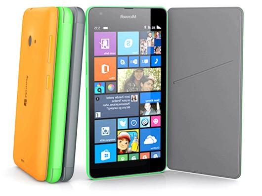 Виграй один з смартфонів microsoft lumia 535 dual sim