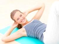 Зарядка для схуднення живота
