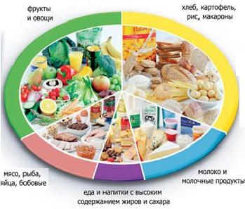 Правильне і здорове харчування - основа вашого здоров'я