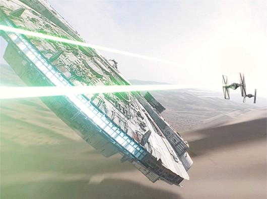 «Зоряні війни: епізод vii»: перший тизер-трейлер